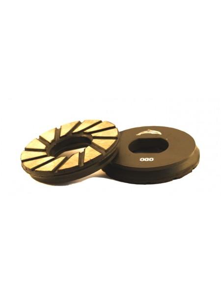 ФАТ 100мм під магніт в каучуковому корпусі